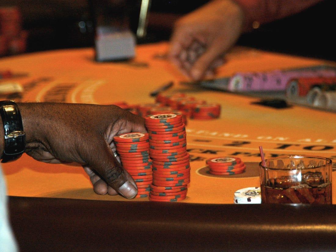 賭場與社會