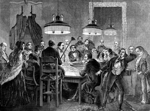 Gambling History in Macau