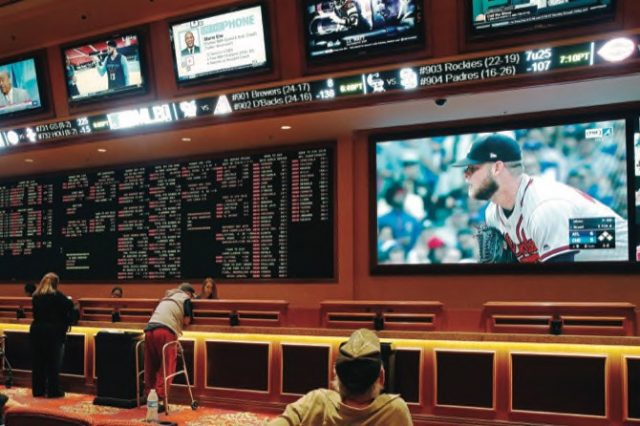 Sports Betting in Macau